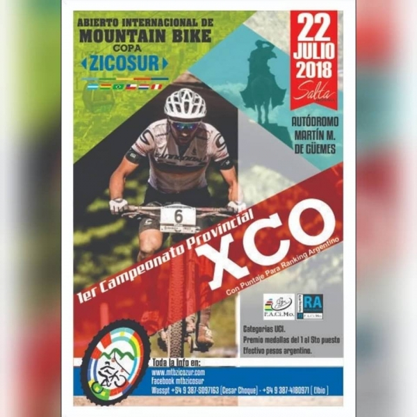 Abierto Internacional de Mountain Bike - Copa ZICOSUR